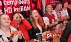 Hokeja fanu māja «Dinamo Rīga»: Latvija uzvar Austriju ar teicamu rezultātu. Atbalsta: «Rīga Istande Hotel» 37