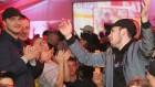 Hokeja fanu māja «Dinamo Rīga»: Latvija uzvar Austriju ar teicamu rezultātu. Atbalsta: «Rīga Istande Hotel» 39