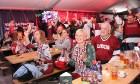 Hokeja fanu māja «Dinamo Rīga»: Latvija uzvar Austriju ar teicamu rezultātu. Atbalsta: «Rīga Istande Hotel» 50