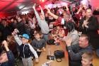Hokeja fanu māja «Dinamo Rīga»: Latvija uzvar Austriju ar teicamu rezultātu. Atbalsta: «Rīga Istande Hotel» 51