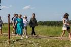 Ar krāšņu svētku atklāšanas programmu Alūksnes  pusē atklātas Veclaicenes aizsargājamo ainavu apvidū izveidotās Dabas mājas un pašapkalpošanās tūrisma 17