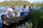 Ar krāšņu svētku atklāšanas programmu Alūksnes  pusē atklātas Veclaicenes aizsargājamo ainavu apvidū izveidotās Dabas mājas un pašapkalpošanās tūrisma 29