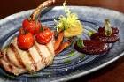 Rīgas 5 zvaigžņu viesnīcas restorāns «Snob» piedāvā izcilu un izsmalcinātu vasaras ēdienkarti 37