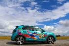 Travelnews.lv apceļo Pierīgu uz Rundāles novadu ar jauno «Volkswagen T-Cross» 27
