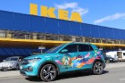 Travelnews.lv apceļo Pierīgu uz Rundāles novadu ar jauno «Volkswagen T-Cross» 41