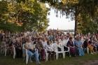 Ar krāšņiem koncertiem, tirdziņiem, pasākumiem un aktivitātēm Lielvārdē svin novada svētkus 12