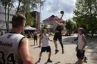 Ar krāšņiem koncertiem, tirdziņiem, pasākumiem un aktivitātēm Lielvārdē svin novada svētkus 39