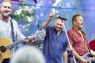 Ar krāšņiem koncertiem, tirdziņiem, pasākumiem un aktivitātēm Lielvārdē svin novada svētkus 78