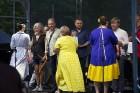 Ar krāšņiem koncertiem, tirdziņiem, pasākumiem un aktivitātēm Lielvārdē svin novada svētkus 83
