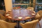 Travelnews.lv izbauda parka restorāna «Kolonāde» vakariņas Rīgas centrā 3
