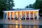 Travelnews.lv izbauda parka restorāna «Kolonāde» vakariņas Rīgas centrā 25