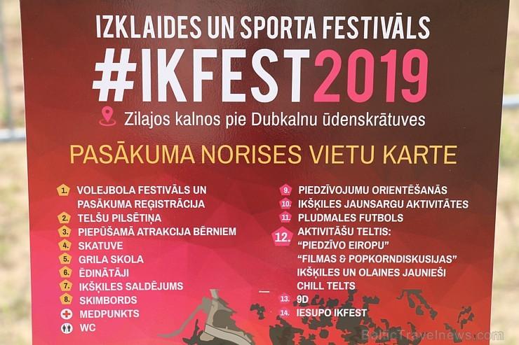 Latvijas Jauniešu galvaspilsēta 2019  aicina izbaudīt festivālu IKfest2019 Zilajos kalnos 261751