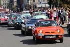 Par godu Baltijas ceļa 30. gadadienai Rīgā piestāj vēsturiski spēkrati 88