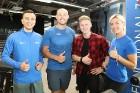 Lielākais fitnesa un sporta klubs Latvijā «MyFitness» atver 13. sporta zāli jaunajā tirdzniecības centra «Alfa» piebūvē 23