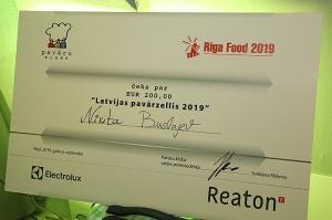 Pavāru klubs apbalvo labākos 2019.gada pavārus un pavārzeļļus 9