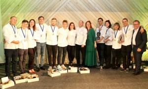 Pavāru klubs apbalvo labākos 2019.gada pavārus un pavārzeļļus 56