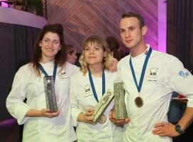 Pavāru klubs apbalvo labākos 2019.gada pavārus un pavārzeļļus 64