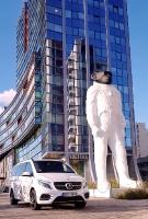 Travelnews.lv apceļo Latviju ar jauno biznesa klases mikroautobusu «Mercedes-Benz V-Klase» 6