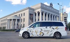 Travelnews.lv apceļo Latviju ar jauno biznesa klases mikroautobusu «Mercedes-Benz V-Klase» 7