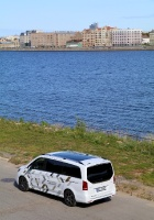 Travelnews.lv apceļo Latviju ar jauno biznesa klases mikroautobusu «Mercedes-Benz V-Klase» 9