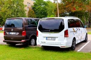 Travelnews.lv apceļo Latviju ar jauno biznesa klases mikroautobusu «Mercedes-Benz V-Klase» 13