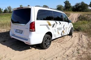 Travelnews.lv apceļo Latviju ar jauno biznesa klases mikroautobusu «Mercedes-Benz V-Klase» 14