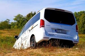 Travelnews.lv apceļo Latviju ar jauno biznesa klases mikroautobusu «Mercedes-Benz V-Klase» 16