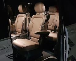 Travelnews.lv apceļo Latviju ar jauno biznesa klases mikroautobusu «Mercedes-Benz V-Klase» 28