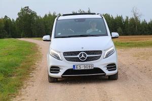 Travelnews.lv apceļo Latviju ar jauno biznesa klases mikroautobusu «Mercedes-Benz V-Klase» 49