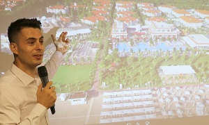 Tūroperators «TUI» viesnīcā «Pullman Riga Old Town» prezentē Turcijas «Güral Premier Hotels & Resorts» naktsmītnes 4