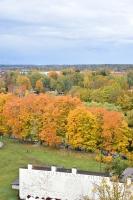 Ceļotājus Valmierā sagaida krāšņs rudens, kas ik dienu arvien vairāk rotā pilsētu 5