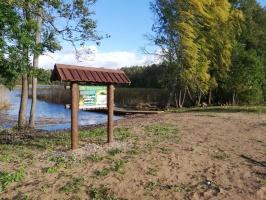 Jaundomes dabas taka Dagdā lieliski papildinās Jaundomes muižas Vides izglītības centra piedāvājumu -  tūristi varēs ne tikai iepazīt ezera pasauli ek 5