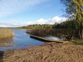 Jaundomes dabas taka Dagdā lieliski papildinās Jaundomes muižas Vides izglītības centra piedāvājumu -  tūristi varēs ne tikai iepazīt ezera pasauli ek 10