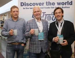 «Radisson Blu Latvija Conference & Spa Hotel» notiek no 21.10 līdz 24.10.2019 tūrisma profesionāļu pasākums «Baltic Connecting 2019» 21