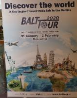 «Radisson Blu Latvija Conference & Spa Hotel» notiek no 21.10 līdz 24.10.2019 tūrisma profesionāļu pasākums «Baltic Connecting 2019» 24