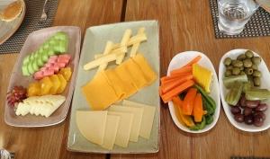 Travelnews.lv izbauda 5 zvaigžņu viesnīcas «Kingfisher Lodge» vakariņas un brokastis. Atbalsta: VisitSharjah.com un Novatours.lv 33