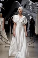 31. Rīgas modes nedēļas programma ietvērai labāko Latvijas modes mākslinieku un ārvalstu dizaineru 2020. gada pavasara-vasaras sezonas kolekciju skate 5