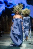 31. Rīgas modes nedēļas programma ietvērai labāko Latvijas modes mākslinieku un ārvalstu dizaineru 2020. gada pavasara-vasaras sezonas kolekciju skate 86