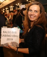 Rīgas 5 zvaigžņu viesnīcā «Pullman Riga Old Town» 27.11.2019 tiekas uz Latvijas augļu un ogu vīnu skati 28