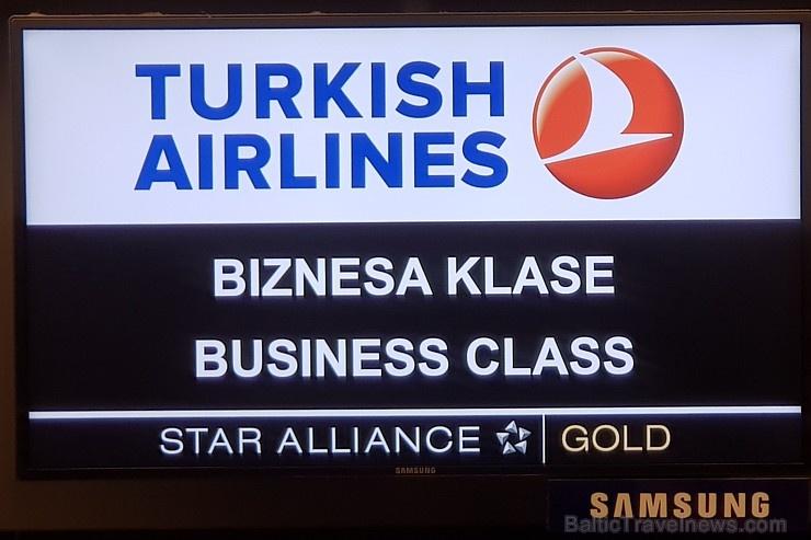 Travelnews.lv lido biznesa klasē ar «Turkish Airlines» no Rīgas uz Denpasaru caur Stambulu. Foto: ar Samsung Galaxy Note8