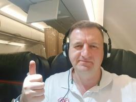 Travelnews.lv lido biznesa klasē ar «Turkish Airlines» no Rīgas uz Denpasaru caur Stambulu. Foto: ar Samsung Galaxy Note8 6