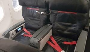 Travelnews.lv lido biznesa klasē ar «Turkish Airlines» no Rīgas uz Denpasaru caur Stambulu. Foto: ar Samsung Galaxy Note8 7