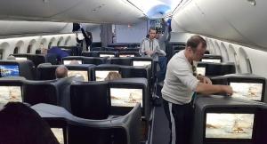 Travelnews.lv lido biznesa klasē ar «Turkish Airlines» no Rīgas uz Denpasaru caur Stambulu. Foto: ar Samsung Galaxy Note8 22