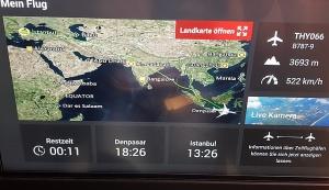Travelnews.lv lido biznesa klasē ar «Turkish Airlines» no Rīgas uz Denpasaru caur Stambulu. Foto: ar Samsung Galaxy Note8 31