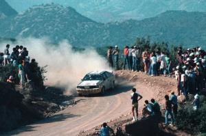 Leģendārā Audi pilnpiedziņas sistēma quattro šogad svin 40 gadu kopš tās prezentācijas Audi quattro modelī 1980. gadā 1