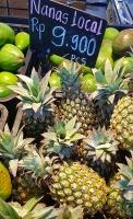Travelnews.lv iepazīst pārtikas veikala piedāvājumu Bali salā (1 eiro - 15000 rūpijas) «Turkish Airlines» un «365 Brīvdienas» 4