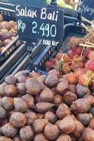 Travelnews.lv iepazīst pārtikas veikala piedāvājumu Bali salā (1 eiro - 15000 rūpijas) «Turkish Airlines» un «365 Brīvdienas» 11