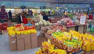 Travelnews.lv iepazīst pārtikas veikala piedāvājumu Bali salā (1 eiro - 15000 rūpijas) «Turkish Airlines» un «365 Brīvdienas» 27
