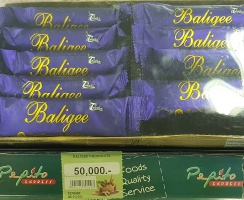 Travelnews.lv iepazīst pārtikas veikala piedāvājumu Bali salā (1 eiro - 15000 rūpijas) «Turkish Airlines» un «365 Brīvdienas» 38
