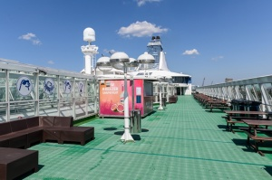 Greznais kuģis, kas parasti kursē maršrutā Helsinki – Stokholma, šovasar – jūlijā un augusta pirmajā pusē – apkalpos pagaidu maršrutu Helsinki–Rīga 35